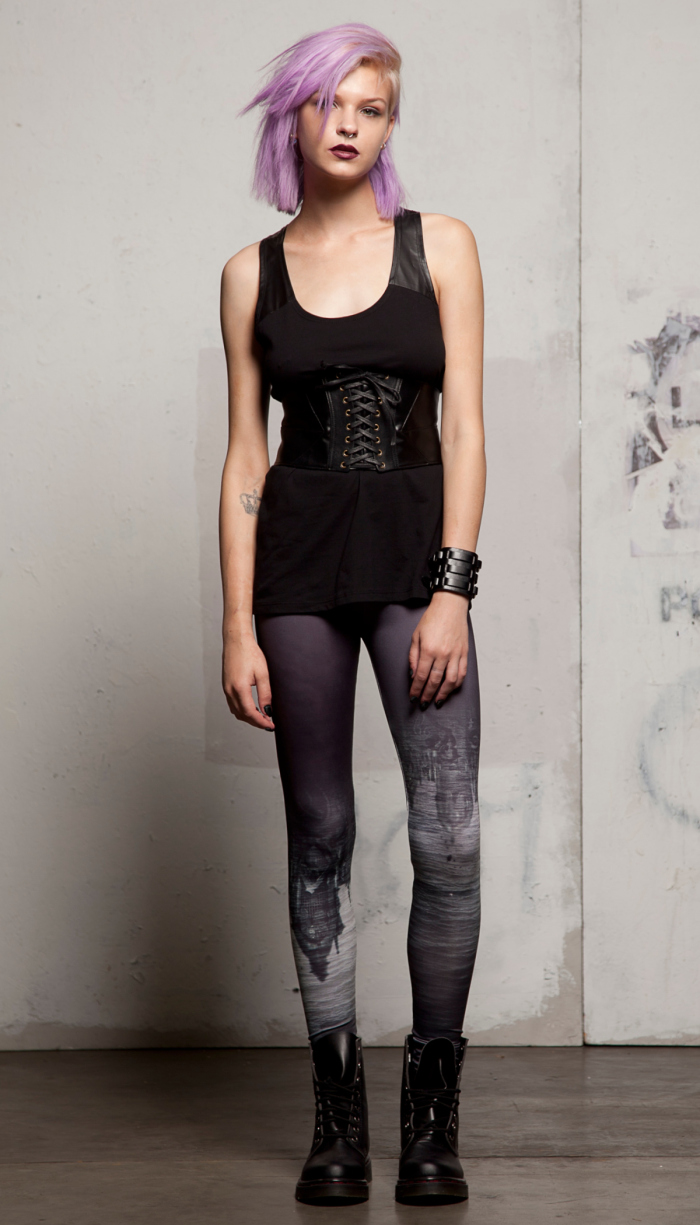 """""""The Mortal Instruments: City Of Bones"""" Clothing Line From"""