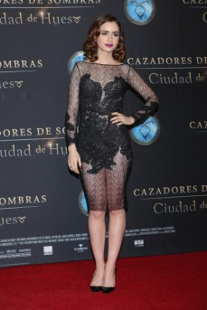 "The Mortal Instruments: City of Bones"" Mexico City - Red Carpet"